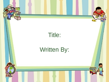 Storybook Template on Powerpoint