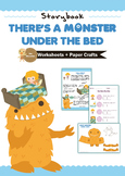 Storybook: There's A Monster Under The Bed