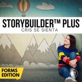 Storybuilder™ PLUS: Cris se sienta Forms Edition
