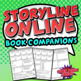 Storyline Online Book Companions (NO PRINT DIGITAL option)