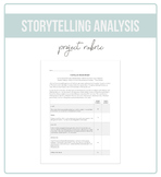 Storytelling Analysis Project