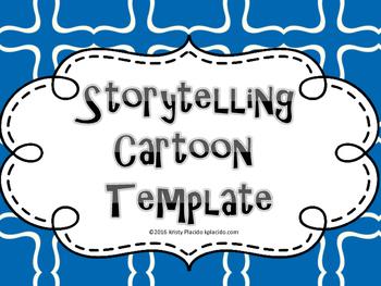 Storytelling Cartoon Template