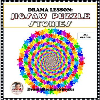 Storytelling:  Jig Saw Puzzle Stories