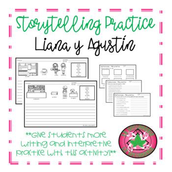 Storytelling Practice Liliana & Agustín