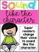 Storyteller Strategy Posters: Reading Workshop
