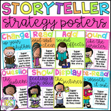 Storyteller Strategy Posters