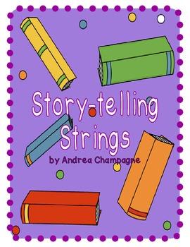 Storytelling Strings (a.k.a Retelling Rope)