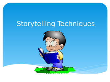 Storytelling Techniques