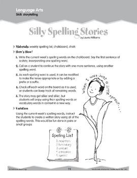 Storytelling (Ten-Minute Activities)