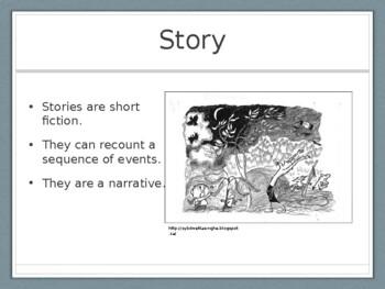 Storytelling Tiles Presentation