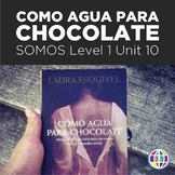 Spanish 1 Storytelling Unit 10: Como agua para chocolate