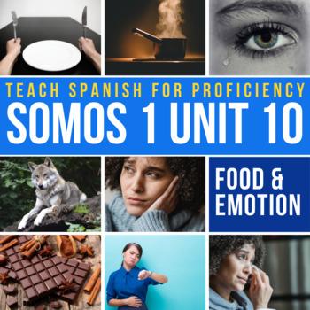 SOMOS Spanish 1 Unit 10: Como agua para chocolate