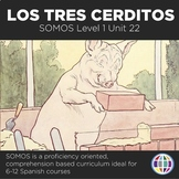 SOMOS Spanish 1 Unit 22: Los tres cerditos