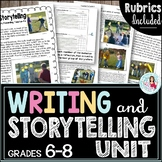 Storytelling with Rubrics | Middle School Writing | Creative Writing