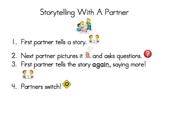 Storytelling With A Partner Chart