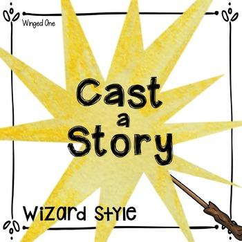 Storytelling: Wizard Style