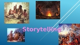 Storytelling and 3 Day Road