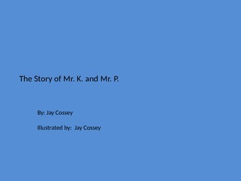 Storytelling for Kinetic and Potential Energy Lesson Grade 3-5