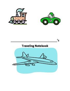Storytelling traveling Notebook