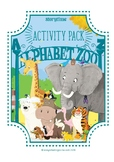 Storytime Alphabet Zoo Bumper Animal Pack