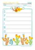 Storytime Daffodils Poem Pack