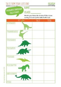 Storytime Dinosaur Pack