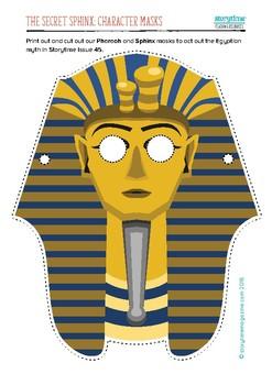 Storytime Egyptian Sphinx Pack