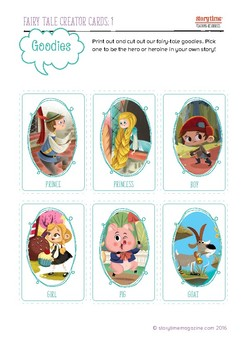 Storytime Fairy Tale Pack