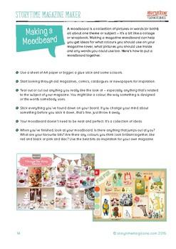 Storytime Magazine Maker Pack