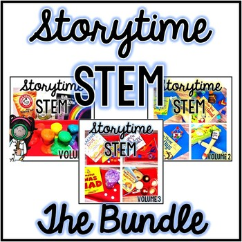 Storytime STEM Bundle - Storybook Science