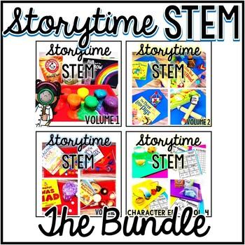 Storytime STEM Bundle - Storybook Science