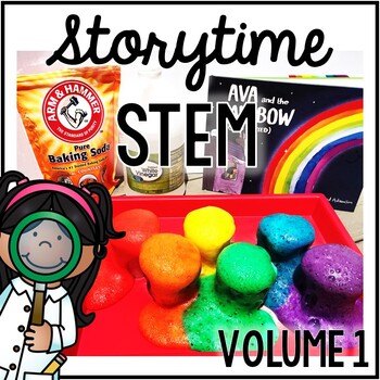 Storytime STEM Vol 1 - Storybook Science and STEM Activities