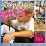 Storytime STEM by Kim Adsit and Kimberly Jordano