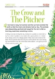 Storytime The Crow and the Pitcher Pack