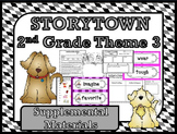 Storytown 2nd Grade Theme 3 Printables