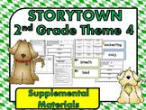 Storytown 2nd Grade Theme 4 Printables