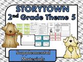 Storytown 2nd Grade Theme 5 Printables
