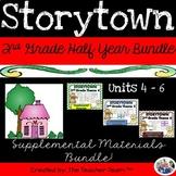 Storytown 2nd Grade Printables Bundle Theme 4 - Theme 6