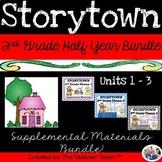 Storytown 2nd Grade Theme 1-2-3 ~ 2008 version Supplemental Resources Bundle