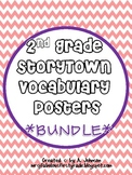 Storytown 2nd Grade Vocabulary Posters BUNDLE PACK