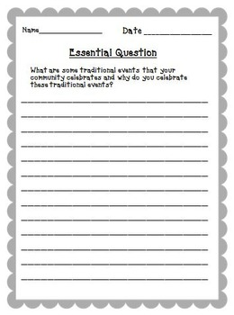 """Storytown 5th Grade Theme 2 """"Common Goals"""" Resources"""