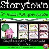 Storytown 5th Grade Full Year Bundle Theme 1 - Theme 6