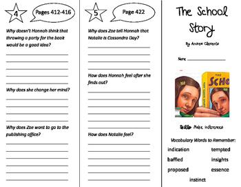 Storytown 5th Grade Unit 4 Trifolds Bundle!