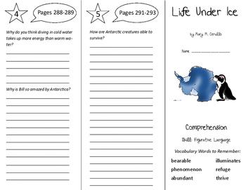Storytown 6th Grade Unit 3 Trifolds Bundle!