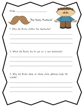 Storytown Comprehension Tests 11-14