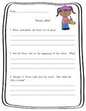 Storytown Comprehension Tests 16-19
