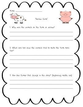 Storytown Comprehension Tests 21-24