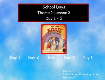 Storytown Gr. 3 Lesson 2 The Day Eddie Met the Author