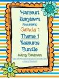 Storytown Grade 1, Theme 1 (Lessons 1-3) Bundled Resource Unit