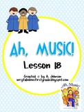 Storytown 2nd Grade Lesson 18: Ah, Music! Supplementals